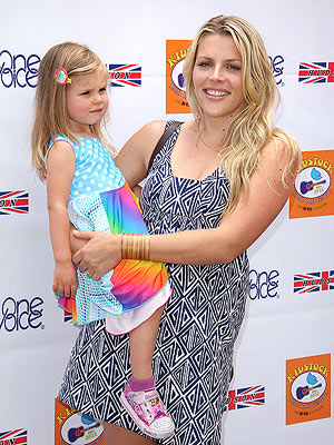 Busy Philipps and Birdie