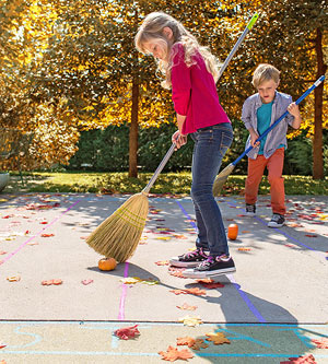 Fun Ways To Get Kids Outside