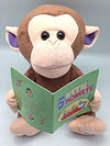 Giggles International Animated Monkey Toy photo