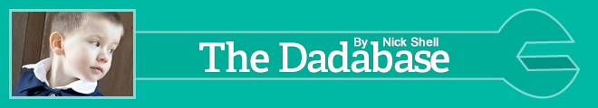 The Dadabase, by Nick Shell