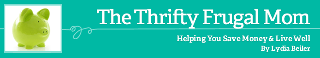 The Thrifty Frugal Mom