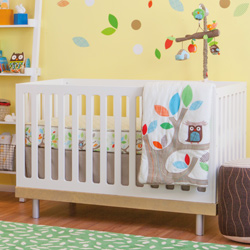 SKIP*HOP® Crib Bedding Set