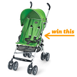 Chicco Umbrella Stroller