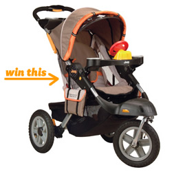 Jeep Liberty Sport X All Terrain Stroller