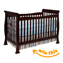 DaVinci 4-in-1 Convertible Crib