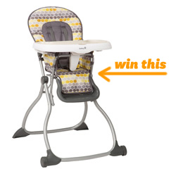 Safety 1st Fast Pack Elite High Chair