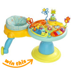 Bright Starts Activity Station
