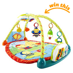 Bright Starts 2-in-1 Activity Gym
