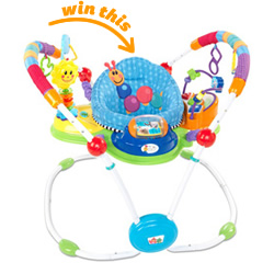 Musical Motion Activity Jumper