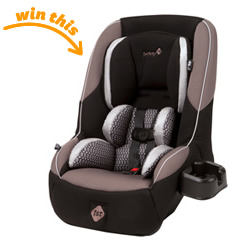 Evenflo SureRide DLX Convertible Car Seat