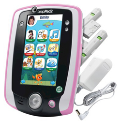 LeapFrog® LeapPad2™ Power Kids Learning Tablet