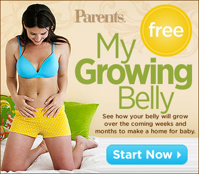 Your Growing Pregnant Belly