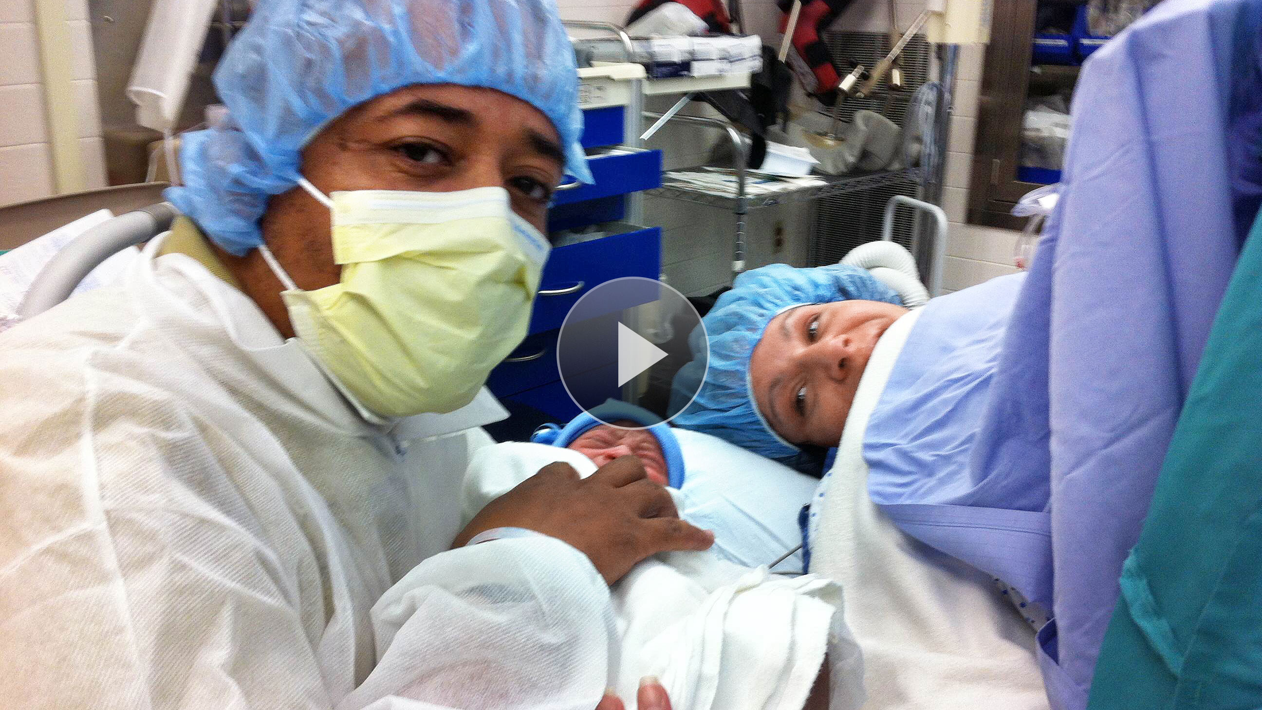 Birth Stories: Emergency C-section