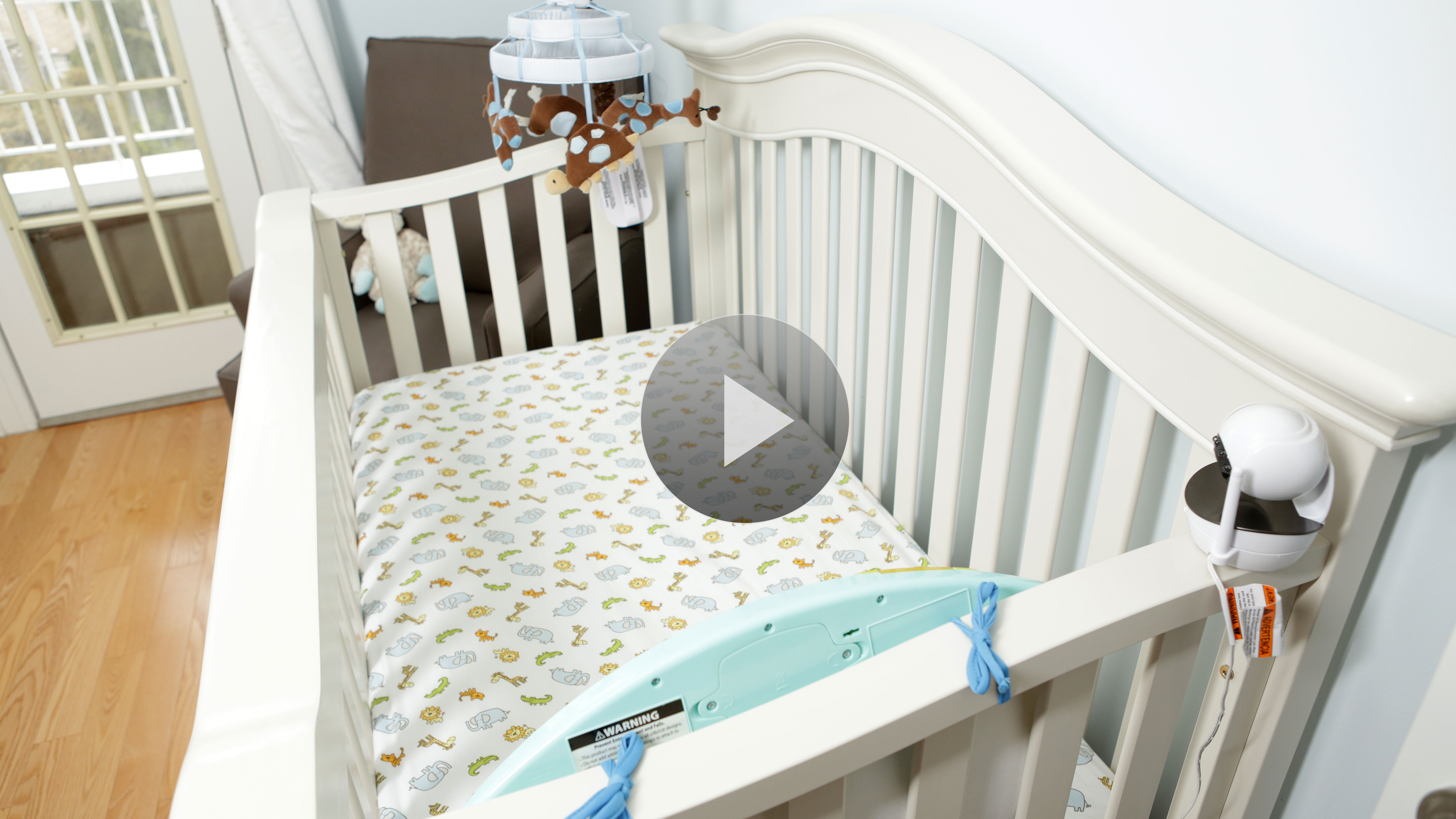 Babyproofing Your Home Crib