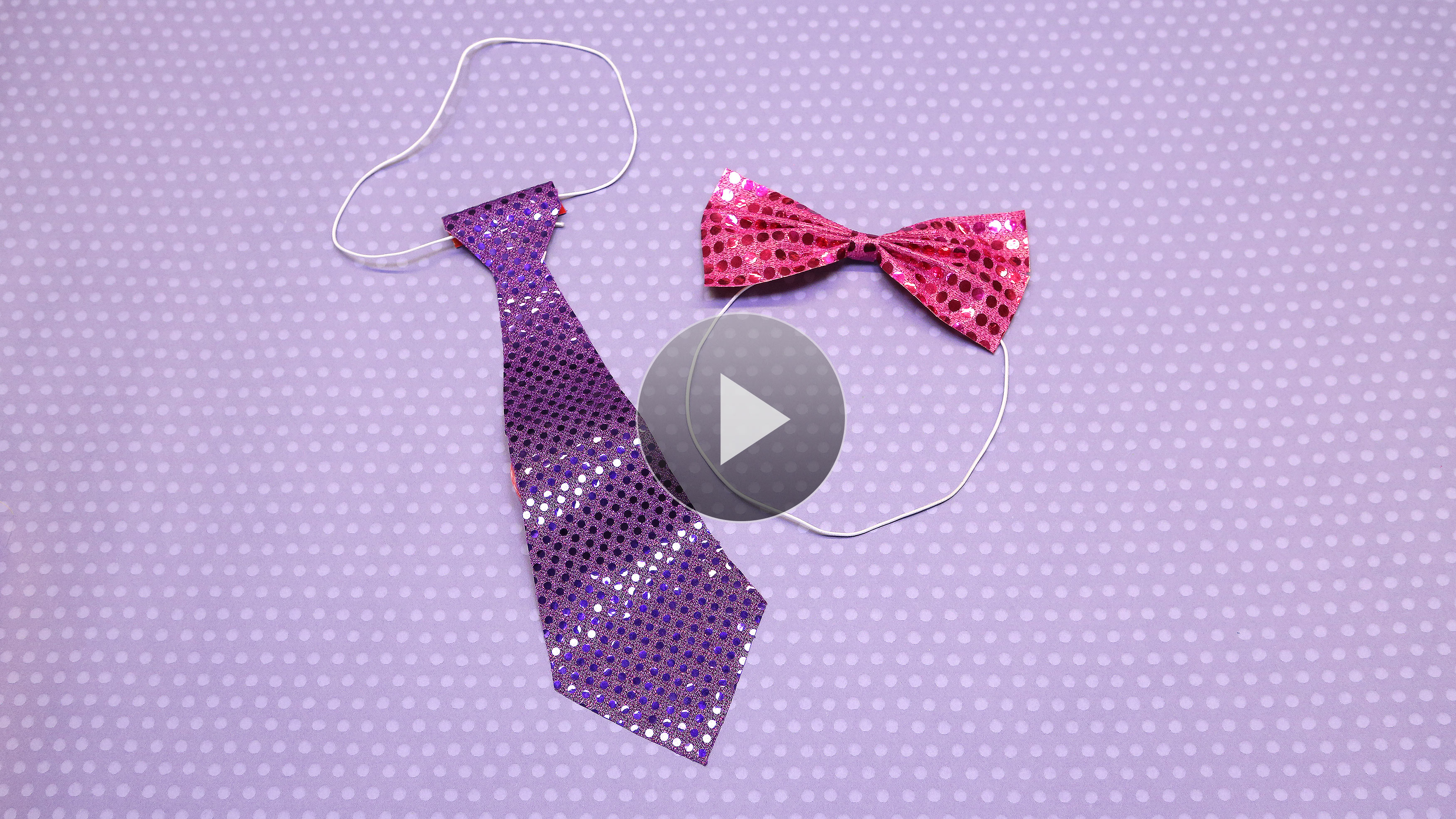 Quick And Easy Valentine S Day Craft Fun Ties And Bowties