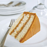 see savings for - caramel cake