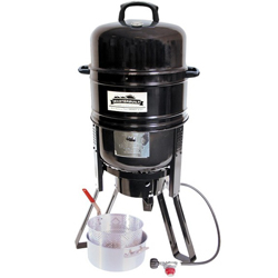 Masterbuilt 7-in-1 Gas Smoker/Grill
