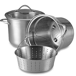 Calphalon 8-Qt. Multi-Pot 4-Pc. Set