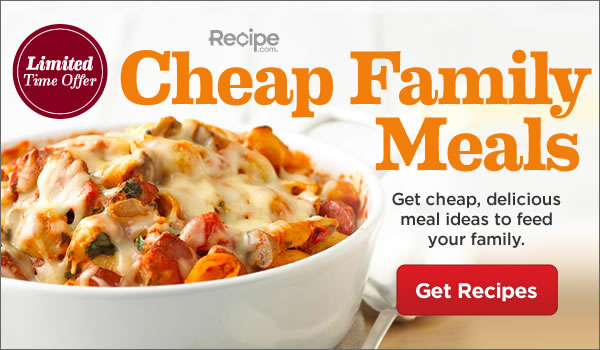 cheap home meals Need budget dinner recipes get low budget dinner recipes for your next meal or gathering from taste of home taste of home has cheap dinner recipes including burgers, steaks, and more main dishes.