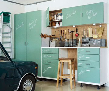 Metal Garage Storage Cabinets: Get Organized – Cabinets for your