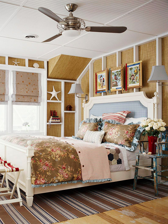 Rustic Bedroom Retreat