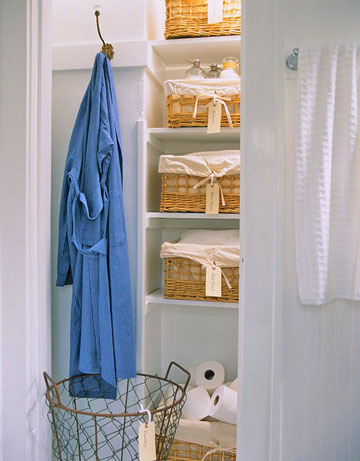 closet storage baskets