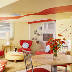 Basement Ceiling Ideas | Ideas For Basement Ceilings