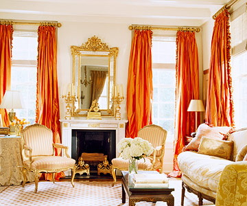 Beautiful Rooms: New Orleans; Italian style