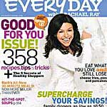 Everyday with Rachael Ray cover, April 2010