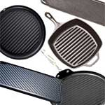 Equipped Stovetop Grill Pans