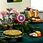 How To Style Buffet Table video