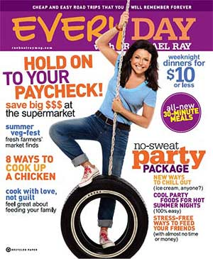 August 2010 Magazine Cover