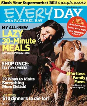 March 2011 Magazine Cover