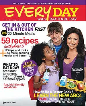 September 2010 Magazine Cover
