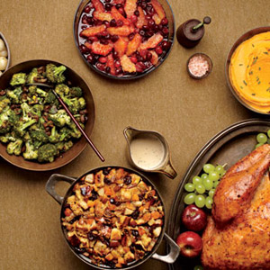 Thanksgiving - Recipes, Menus, Party Ideas, Videos - Every Day ...