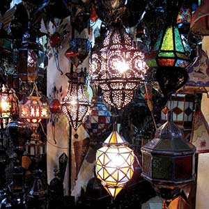 Morocco Lamps