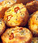 Pepper Biscuits Muffins
