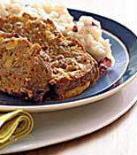 Meat Loaf with Potatoes