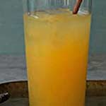 cinnamon orange cocktail