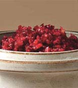 Cranberry Lime Relish