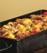 Double Pepper Cornbread Stuffing