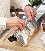 how to make a grill packet 2