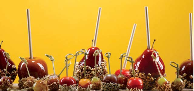 caramel apples 5