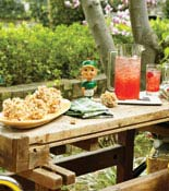 baseball picnic table