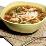 bayou turkey chowder