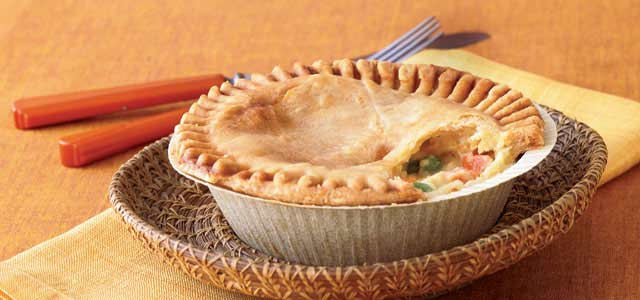 pot pies