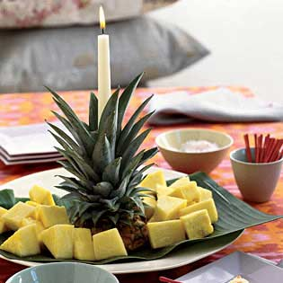 thai-It-Up pineapple spread