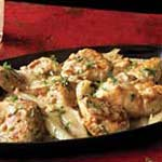 fennel onion chicken