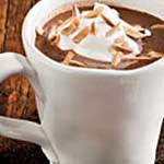 nougat hot chocolate