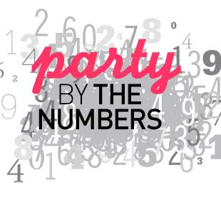 Party By the Numbers